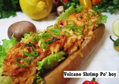 Volcano Shrimp Roll 2
